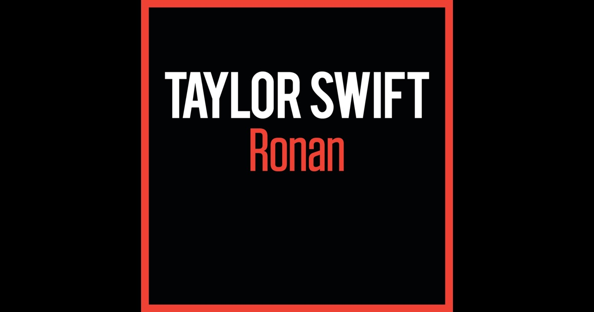 taylor swift and ronan relationship