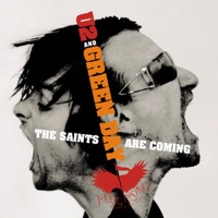 The Saints Are Coming (Live) - Single - U2 & Green Day