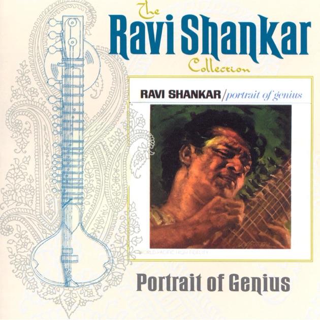 Portrait of Genius by Ravi Shankar