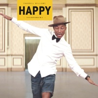 """Happy (from """"Despicable Me 2"""") - Pharrell Williams"""