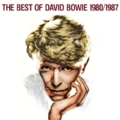 The Best of David Bowie 1980/1987 cover art