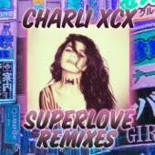 SuperLove (Remixes) - Single cover art