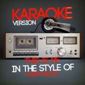 This Is Me (In the Style of Camp Rock) [Karaoke Version]