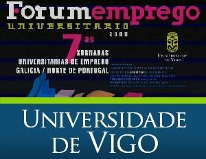 Forum emprego Universitario 2008