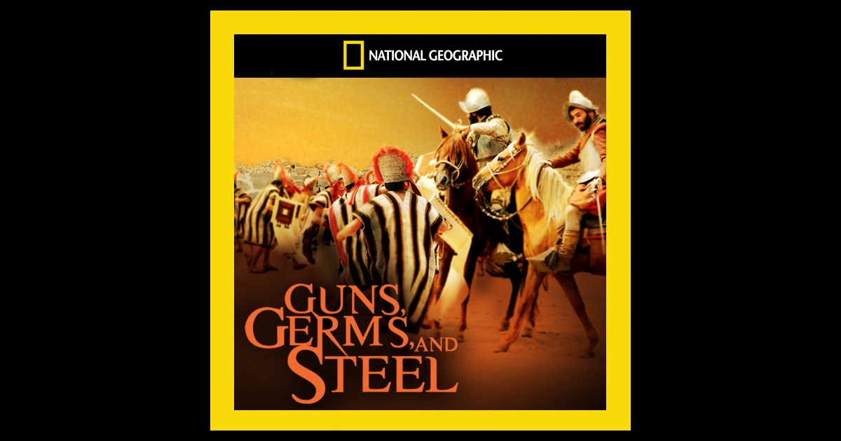 reaction guns germs and steel Guns, germs, and steel is one of those books i've heard so much  not a value judgment of diamond's book, just my personal reaction upon.