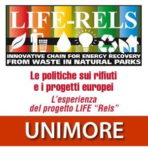Le politiche sui rifiuti e i progetti europei. L'esperienza del progetto LIFE RELS [Video]