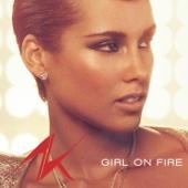 Alicia Keys - Girl On Fire (Main Version) artwork