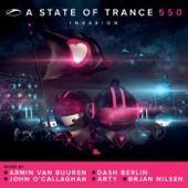 A State of Trance 550 (Mixed by Armin van Buuren, Dash Berlin, John O'Callaghan, Arty & Ørjan Nilsen) cover art