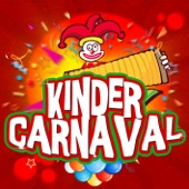 Various Artists - Kinder Carnaval kunstwerk