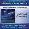 I Heard the Bells On Christmas Day (Performance Tracks) - EP