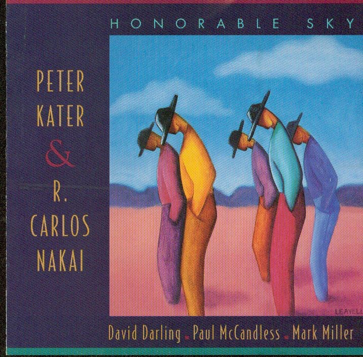 Honorable Sky by Peter Kater & R. Carlos Nakai on iTunes