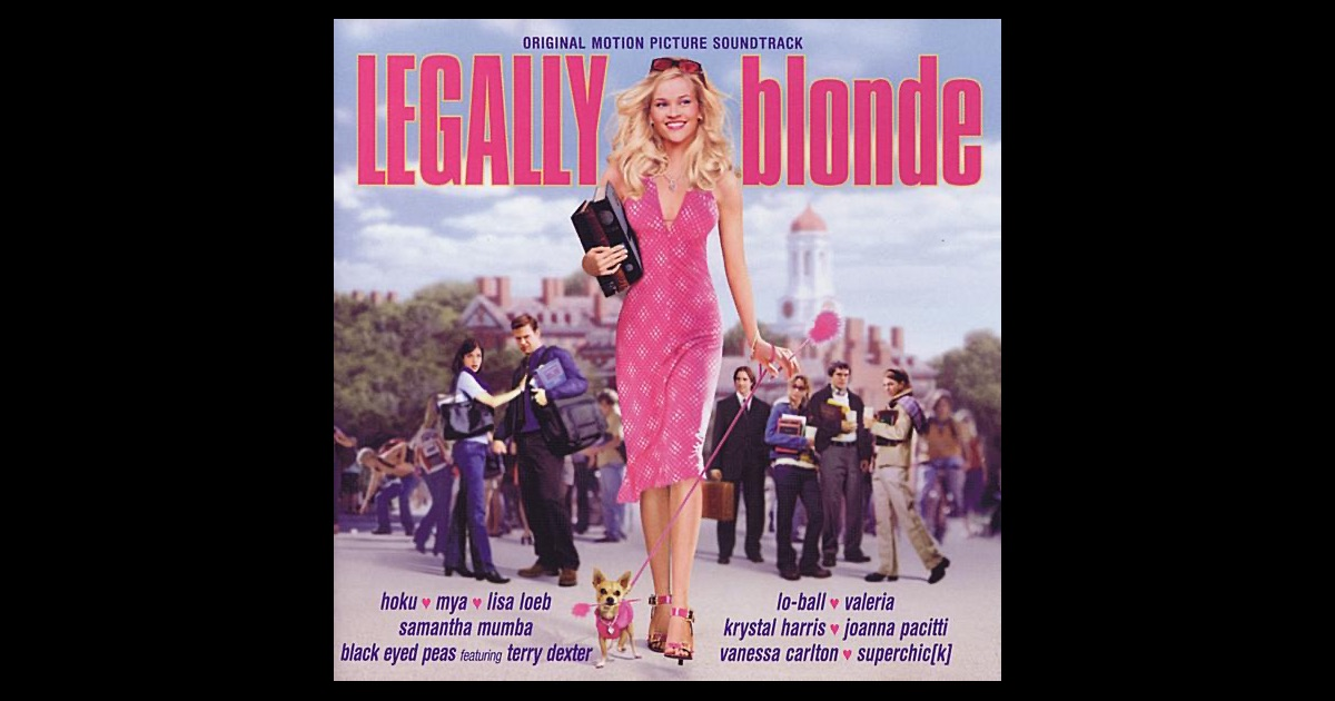Legally Blonde Soundtrack Download 26