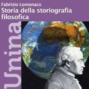 Storia della Storiografia Filosofica « Federica