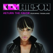Return the Favor (feat. Timbaland) - Single