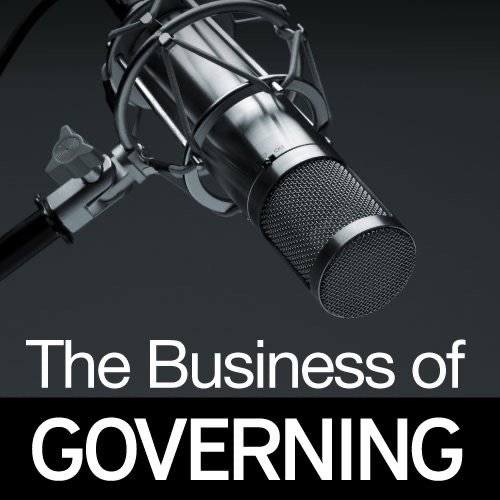 The Business of GOVERNING