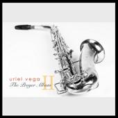 Uriel Vega - The Prayer Album, Vol. 2 artwork