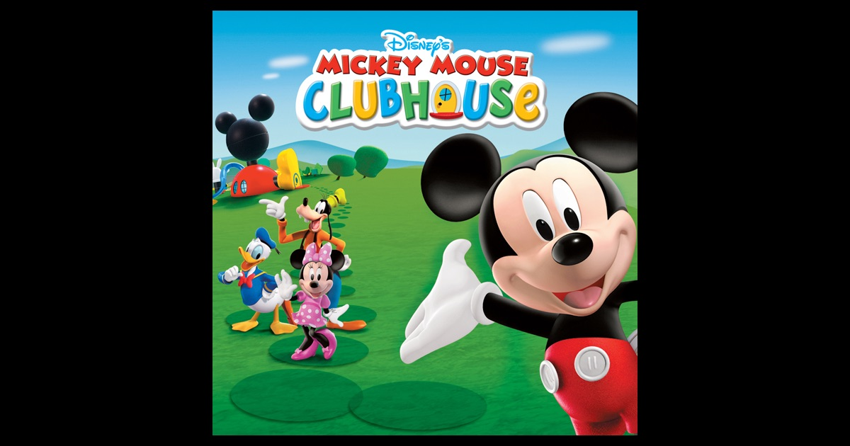 Daftar Harga Tvzion Mickey Mouse Clubhouse Season 1 Episode