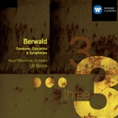 Royal Philharmonic Orchestra & Ulf Björlin - Berwald: Overtures, Concertos & Symphonies  arte