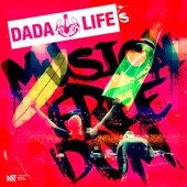 Dada Life's Musical Freedom cover art