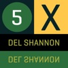 5 X: Del Shannon - EP, Del Shannon