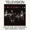 Live At the Old Waldorf (San Francisco, 6/29/78) [Remastered] ジャケット写真