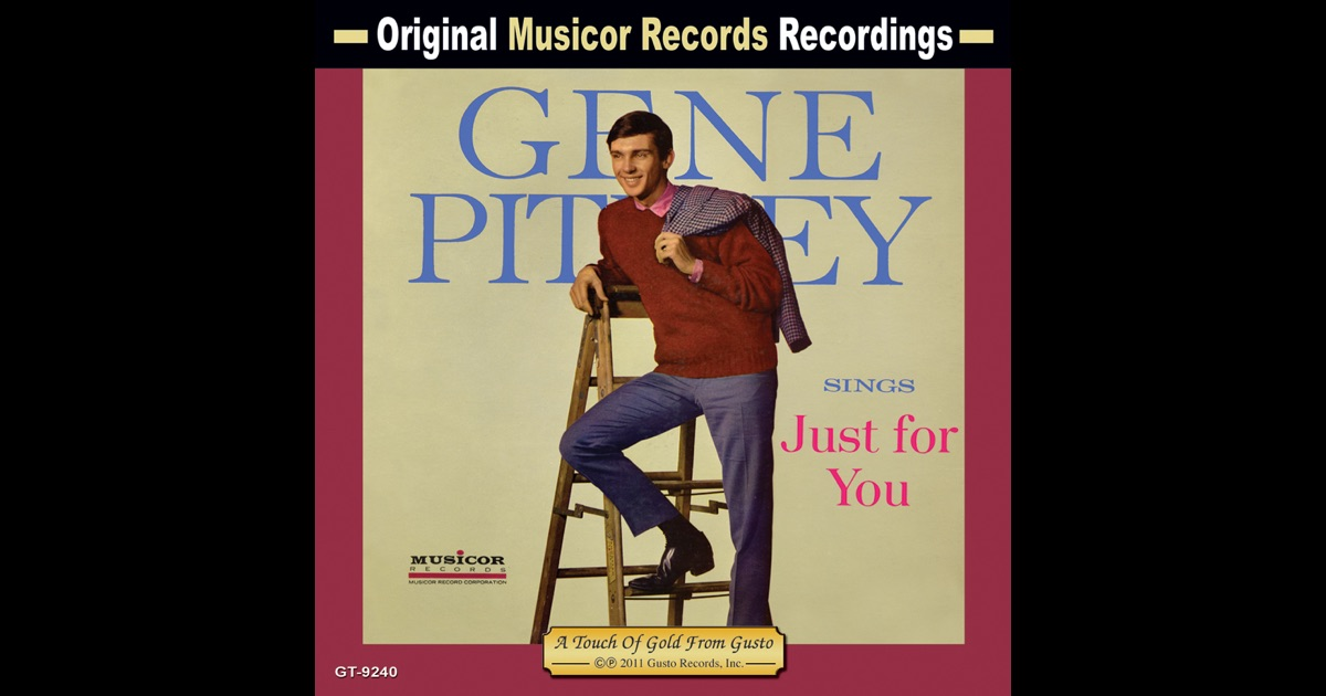 Gene Pitney Sings World Wide Winners