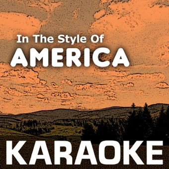 Karaoke in the Style of America – EP – Karaoke Cloud