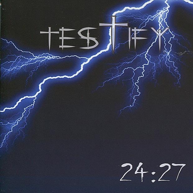 Matt. 24:27 - Testify