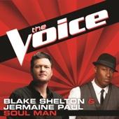 Soul Man (The Voice Performance) - Single cover art