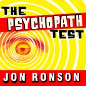 The Psychopath Test: A Journey Through the Madness Industry (Unabridged) - Jon Ronson Cover Art