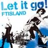 Let it go! - Single ジャケット写真