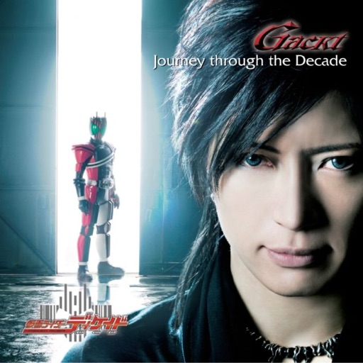 Journey through the Decade / GACKT