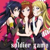 soldier game - Maki Nishikino(CV.Pile), Umi Sonoda(CV.Suzuko Mimori) & Eli Ayase(CV.Yoshino Nanjo)