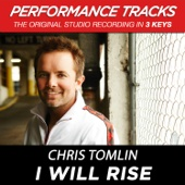 I Will Rise (Performance Tracks) - EP cover art