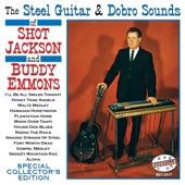 The Steel Guitar And Dobro Sounds of Shot Jackson And Buddy Emmons (Original Starday Recordings)