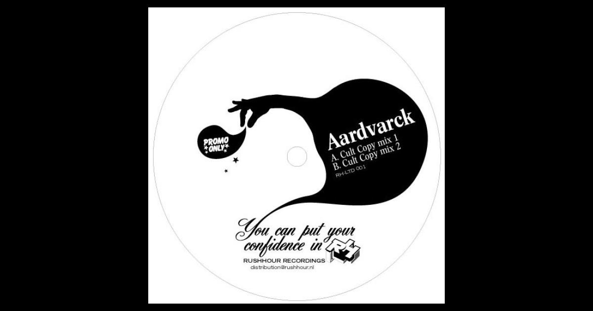 Aardvarck - Cult Copy