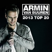 Armin Van Buuren's 2013 Top 20 cover art