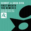 First Breath (The Remixes) - Single ジャケット写真