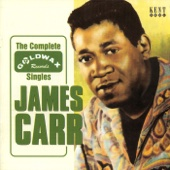 James Carr - The Complete Goldwax Singles  artwork