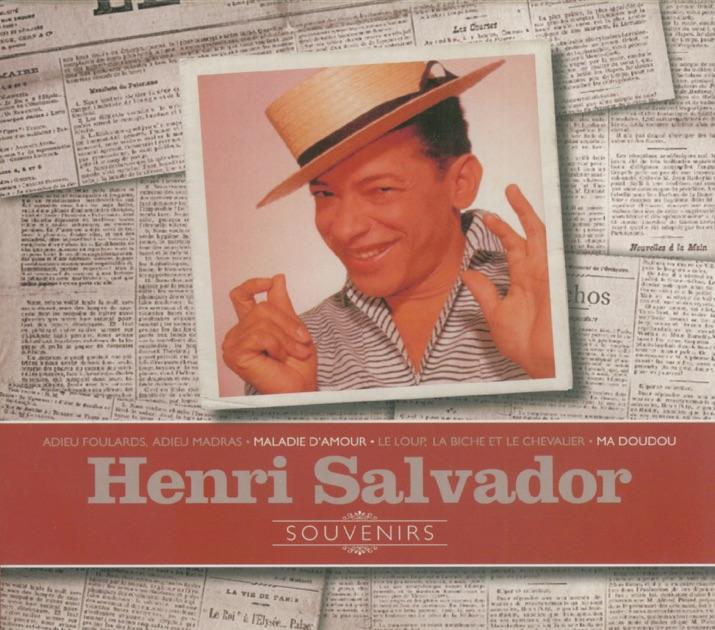 Henri salvador - clopin-clopant / maladie damour cover of release