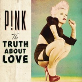 P!nk - Just Give Me a Reason ilustración