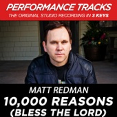10,000 Reasons (Bless the Lord) [Performance Tracks] - EP - Matt Redman