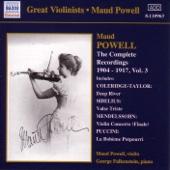 Violin Concerto in E minor, Op. 64: III. Allegro molto vivace (arr. M. Powell)