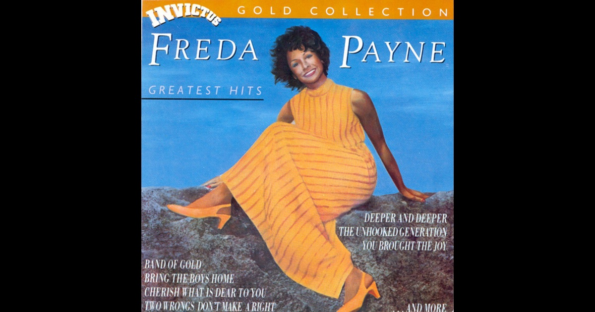 Freda Payne - Two Wrongs Don't Make A Right / We've Got To Find A Way Back To Love