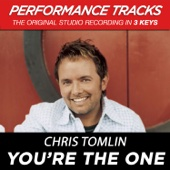 You're the One (Performance Tracks) - EP cover art