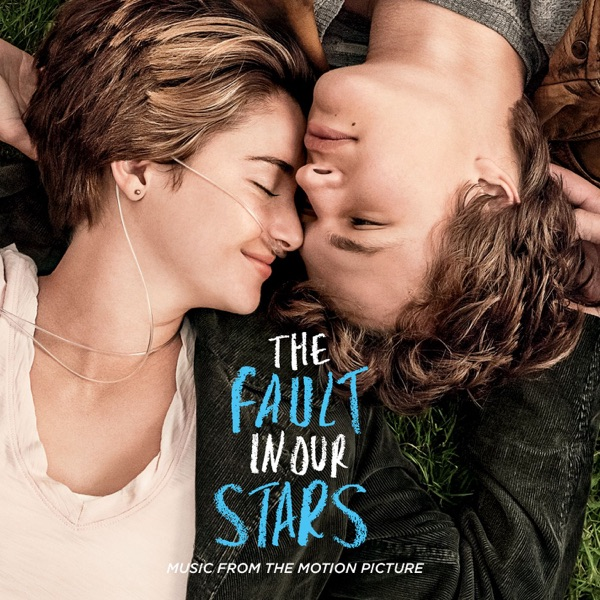 The Fault In Our Stars Music From the Motion Picture Various Artists CD cover