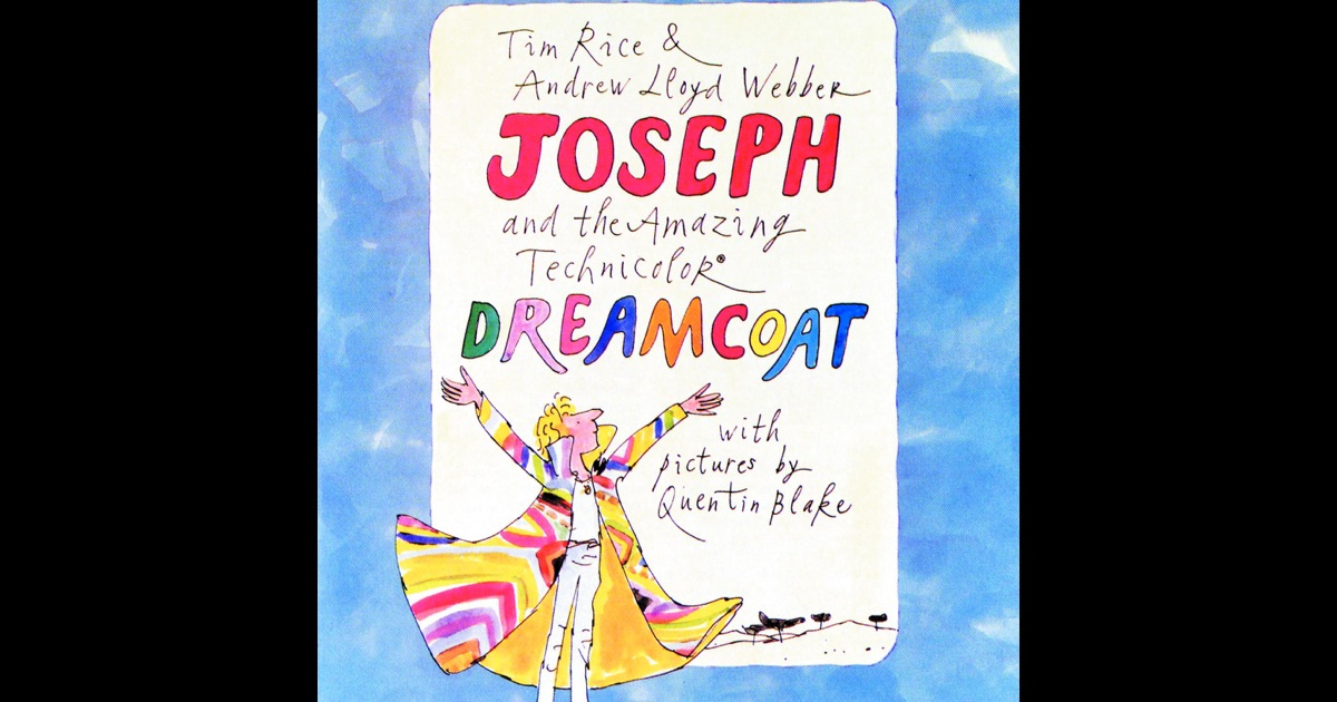joseph and the amazing technicolor dreamcoat music pdf