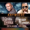 Anywhere (feat. Flo Rida & Benjamin Million) - Single, Kevin Lyttle