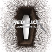Death Magnetic - Metallica Cover Art
