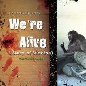 Kc Wayland - We're Alive: A Story of Survival, The Third Season  artwork